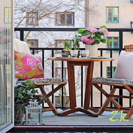 дизайн маленького балкона1