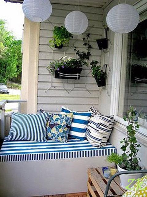 дизайн маленького балкона12