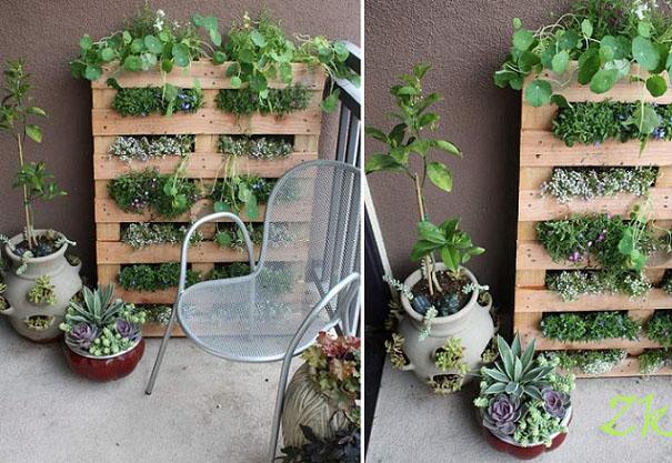 дизайн маленького балкона24