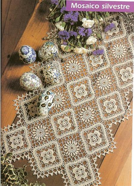 Serebryavaya mozaika