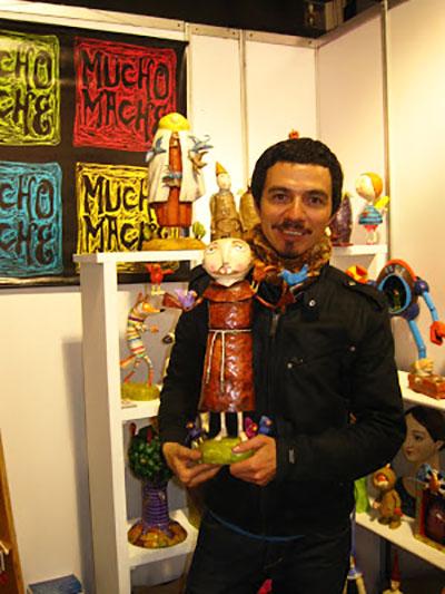 Маурицио Перез (Mauricio Perez)