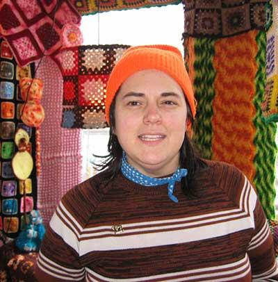 Эллисон Митчелл - художник-максималист из Торонто